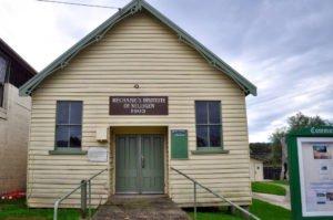 Nelligen Hall