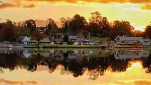 Nelligen Village Sunset